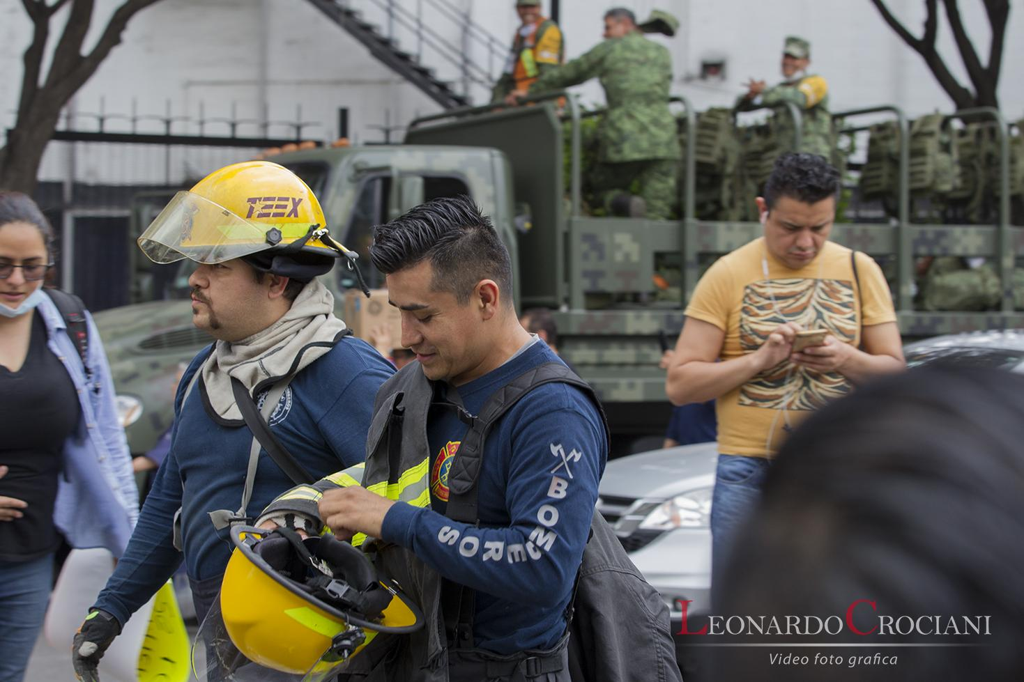 Earthquake México City